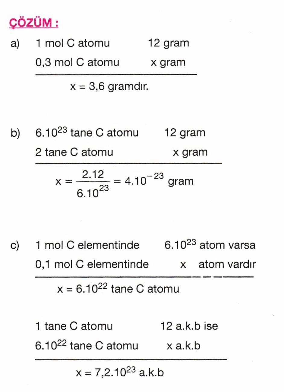 a.k.b örnek çözüm
