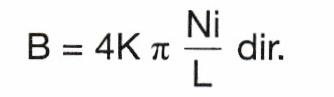 bobin manyetik alan 2